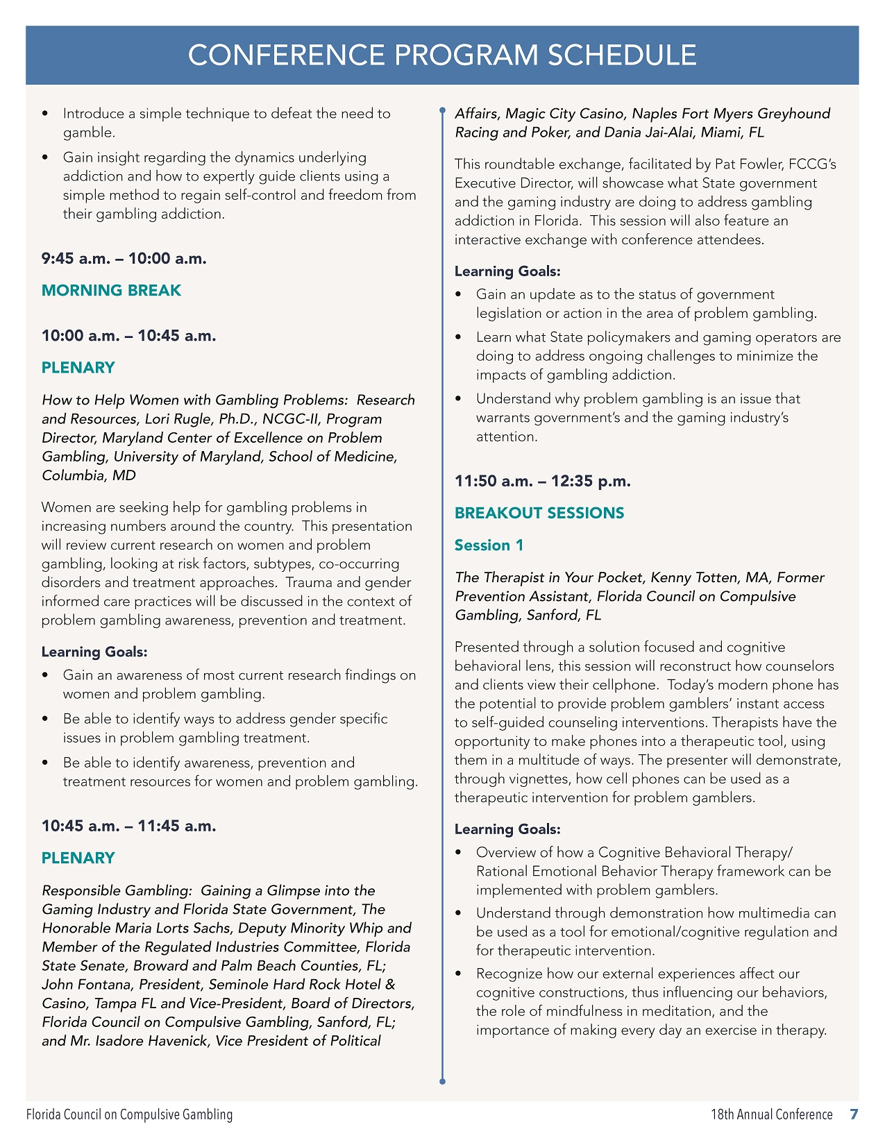 18th Annual Conference Program Schedule_Page_5