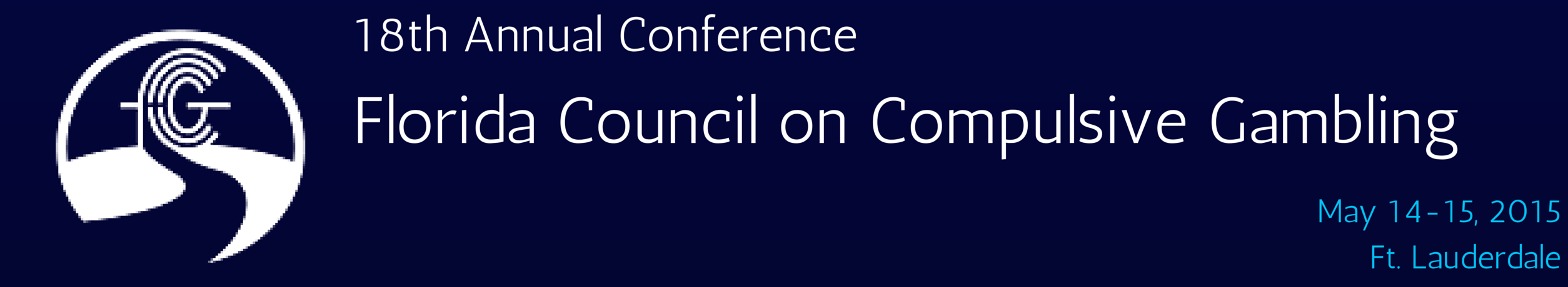 FCCG Conference 2015: Compulsive Gambling Awareness, Prevention & Treatment: Connecting the Dots